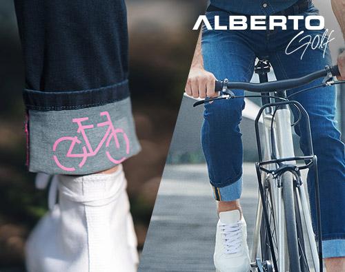 Alberto Fahrradhosen