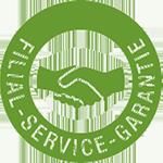 Filial-Service-Garantie