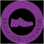 Passform-Garantie